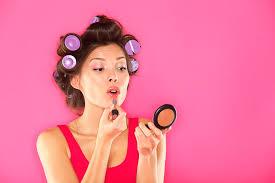 put makeup on ideas