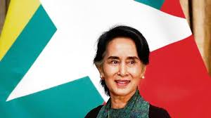 "aung san suu kyi burma s once saintly leader cannot hide her  under aung san suu kyi ""state counsellor"" of burma since last year"