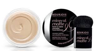 Bourjois Mineral Matte Foundation