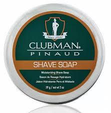 <b>Clubman Натуральное мыло для</b> бритья Shave Soap, 59 г - купить ...