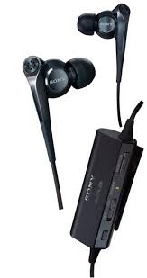 sony noise cancelling headphones. sony mdrnc100d digital noise canceling earbuds. cancelling headphones e