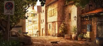 the yard in old town original fantasy