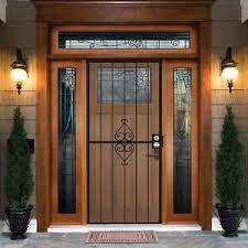 black metal screen doors. Image Is Loading 36-034-X-80-034-Heavy-Duty-Steel- Black Metal Screen Doors