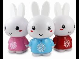 Alilo Honey <b>Bunny</b> - Edutainment for Children - YouTube