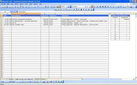budget spreadsheet monthly budget worksheet excel monthly expenses spreadsheet