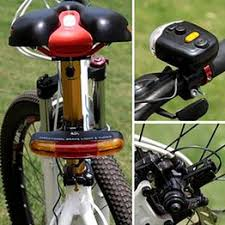 LED Bicycle Bike Turn Signal Directional Brake Light Lamp 8 ... - Vova