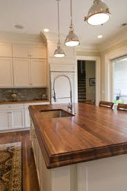 global kitchen design rustic kitchen wood countertop varnish walnut countertops j aaron rustic