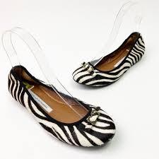 Diane Von Furstenberg Shoes Size Chart Diane Von Furstenberg Bion Calf Hair Ballet Flat