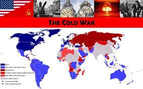 cold war map  ideran's homepage