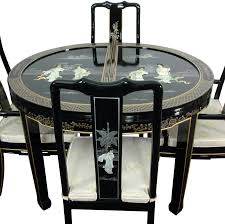 black lacquer dining room furniture. ravishing black lacquer dining room furniture model kitchen new at view
