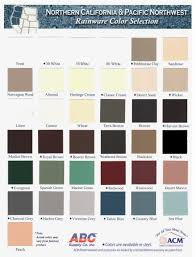Dmr Gutters Pre Painted Colors For Aluminum Sheet Metal Page