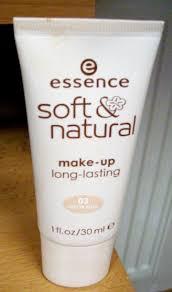 essence soft and natural make up odstín 03 foto č 1 essence soft natural makeup long