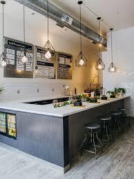 kitchen bar lighting. a juice bar bachelorette party kitchen lighting b