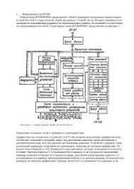 Микропроцессорная система КР курсовая по программированию и  Микропроцессорная система КР580 курсовая по программированию и компьютерам скачать бесплатно КР580ВМ80А микропроцессор автоматизация