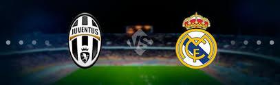 """Résultat de recherche d'images pour """"Juventus vs Real Madrid"""""""