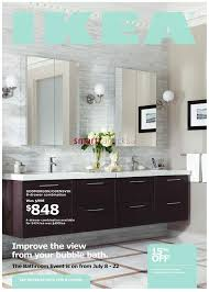 Bath Vanity Ikea Ikea Godmorgon Odensvik Sink Cabinets With Four Drawers And