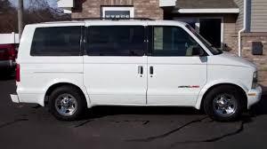 2001 Chevrolet Astro Van All Wheel Drive - YouTube