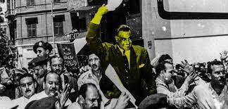 """كيف حولت """"الكوميكس"""" عبد الناصر من زعيم قومي إلى أيقونة فشل؟ - رصيف 22"""