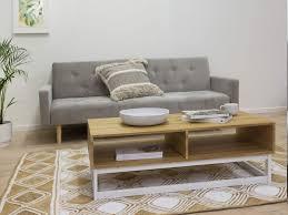 Image Reclaimed Wood Mocka Urban Coffee Table White