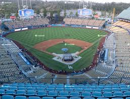 Dodger Stadium Top Deck 3 Seat Views Seatgeek