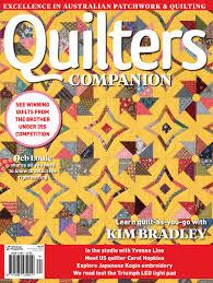 Quilters Companion - Universal Magazines & Quilters Companion Magazine Subscription Adamdwight.com