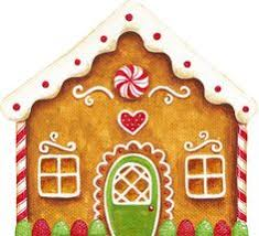 Image result for gingerbread house clip art