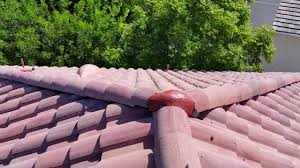 here s how you do a roof tune up on a cement tile roof hanson roman pan roofing tile