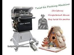 Bread Twist Tie Color Chart Christmas Bread Bags Auto Twist Tie Machine Billboard Hot