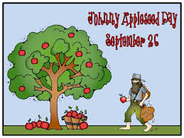 Image result for johnny appleseed clipart