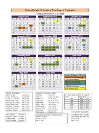 School Calendar Tulsa Public Schools Finalize Calendar Years Through 24 News24 15