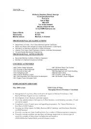 Marine Officer Resume Sample Templates Bunch Ideas Of Army