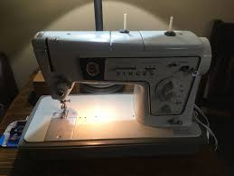 Singer Sewing Machine Zig Zag Model 478