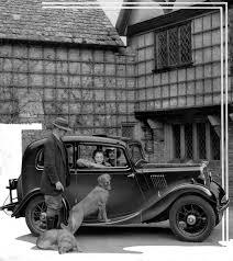 iotw pre war minor network 1936 morris eight sliding head saloon autocar 1936