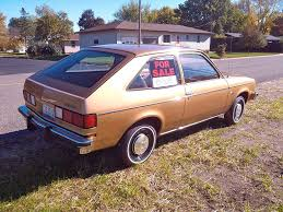 CC Capsule: 1980 Chevrolet Chevette – A New Contender Emerges