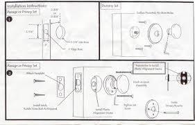 install entry door knob. install entry door knob