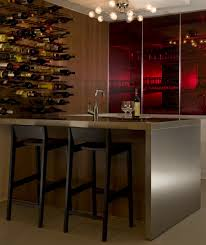 Choosing Best Ideas for Create Contemporary Home Bar Designs : Charming  Small Home Design Ideas With