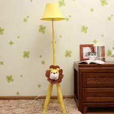 cool floor lamps kids rooms. Yellow Color Fabric Material Kids Room Floor Lamps Cool Rooms K