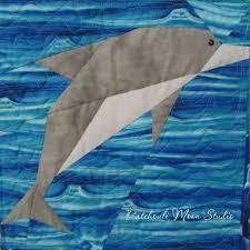 dolphin quilt pattern free - Google Search | Quilts Wall hanging ... & dolphin quilt pattern free - Google Search Adamdwight.com