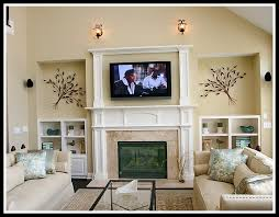 amazing wall decor above fireplace design ideas for mantel open of trend and modern cool wall decor above fireplace