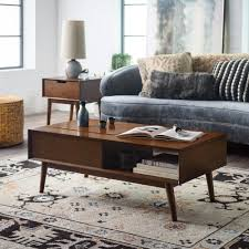 This rustic coffee table is a storage haven for any farmhouse styled decor. 10 Mid Century Modern Coffee Tables With Magnificent Designs
