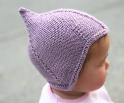 Baby Hat Pattern Delectable Baby Knit Hat Patterns