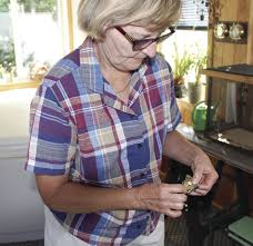 Caledonia's Bonnie Tollefson is helping the Monarch Butterfly ...