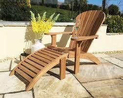 adirondack or muskoka chair either way classic garden furniture style is eternal