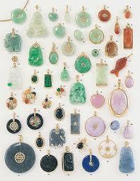 mason kay jadeite jade pendants