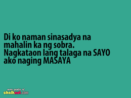 Inspirational Tagalog Quotes About Love And Love Quotes For Him