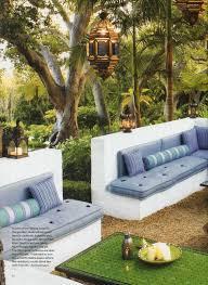 moroccan garden furniture. Moroccan Inspired Outdoor Room By Helene Aumont The Great Garden Furniture