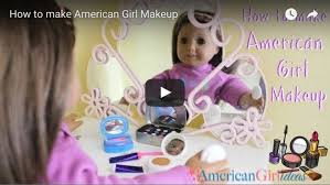 diy american makeup craft