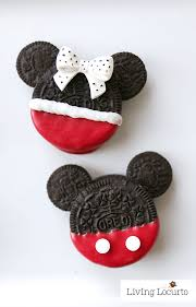 micky mouse cookies
