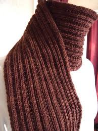 Ribbed Scarf Pattern New Simply Ribbed Scarf Craftsy