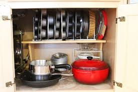 Kitchen Organization Pots And Pans